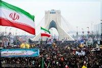 Iran celebrates 33rd anniversary of Islamic revolution