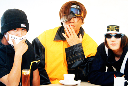 20th anniversary of Seo Taiji and Boys