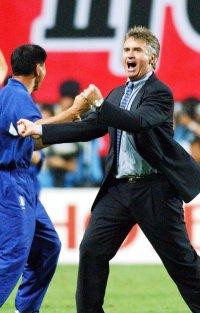 (35) Hiddink: hero from Holland and Korea's football magician