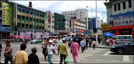 454) Ethnic Koreans in Yanbian