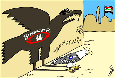 Blackwater Mercenaries in Iraq