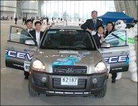 Hyundai-Kia Accelerates to Churn Out `Clean Cars'