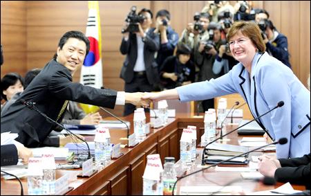 Korea-US Beef Talks Resume