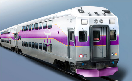 Hyundai Rotem To Carry Boston Commuters