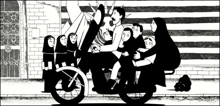 Persepolis Depicts Rebel With Cause