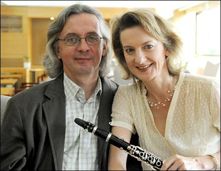 klarinettenkonzert sabine meyer