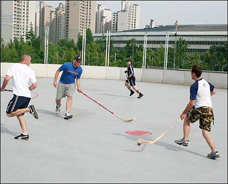 Canada Ball Hockey League to Face Off New Season