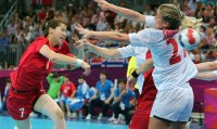 Norway edges Korea in semis