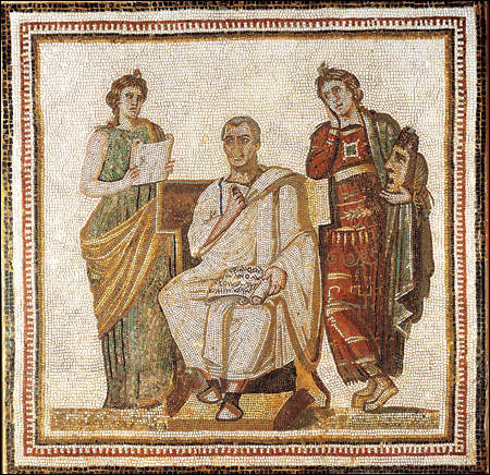 Mosaics From Tunisia Shows Roman Empire Art