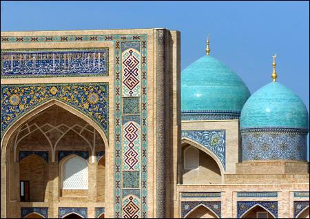 Friday Mosque » Historic Sights, Sights, Tashkent ...