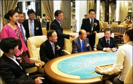 Seven Luck Adds To Gangnam Casino