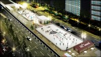 Gwanghwamun Square to Become Skating Rink in Winter