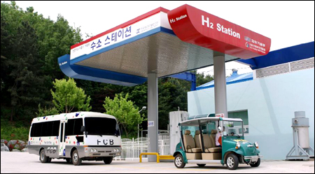 Hydrogen Fuel Station Coming to Town