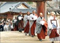 Songgwang Temple Spreads Monastic Jewel