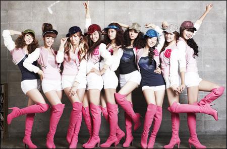 اهنگ snsd نماشا Girls' Generation to debut in Japan