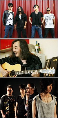 Renowned rock musicians to give performance Aug. 22-23