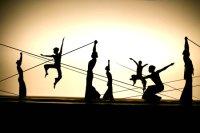 Choreographers make independent moves