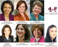 Women leaders seek ways to break `glass ceiling
