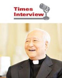 Cardinal urges N. Korea to improve human rights