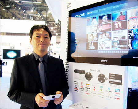 With 3d Tvs Sony Sees Big Breakthroughs