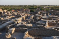Birthplace of oldest Asian civilization
