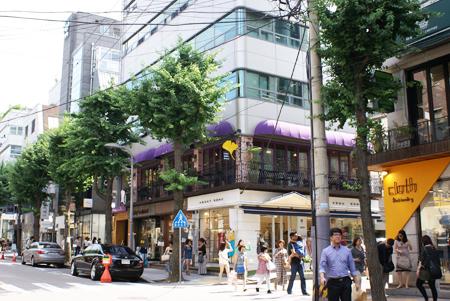 Three Gangnam Districts Show Latest Fads