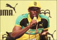Bolt hopes to build on legend in Daegu