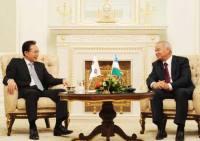 Uzbekistan seeks expanded ties with Korea