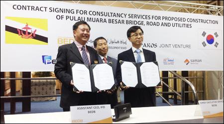Korea Expressway extends overseas presence