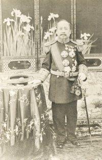 (19) Last royals: King Kojong, Queen Myeongseong, Sunjong