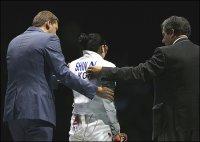 International fencing body's false redemption