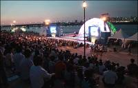 [HS] Winter concerts at floating stage on River Han