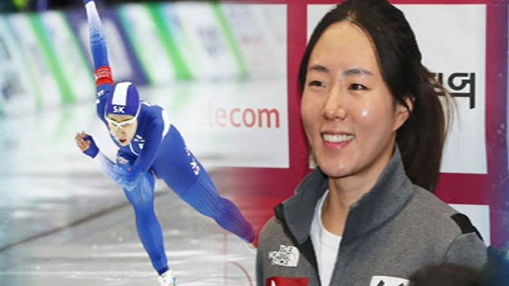 South Korean speed skater Lee Sang-hwa will compete for her third Olympic gold medal on Sunday.