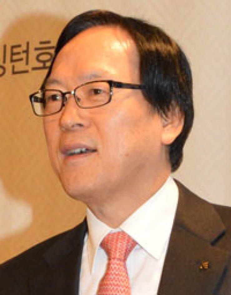 Korea Eximbank CEO Kim Yong-hwan