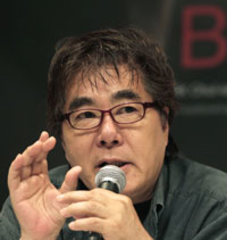 The late director Park Chul-soo