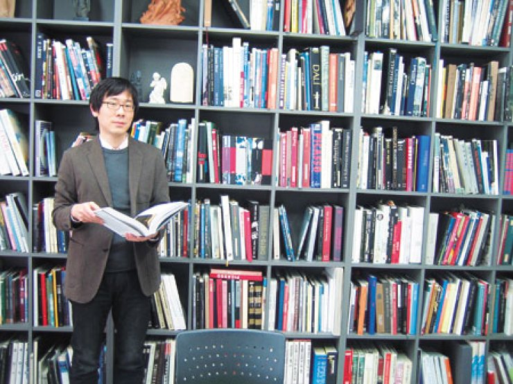 Terry Kim, COO of leading literary agency Imprima Korea