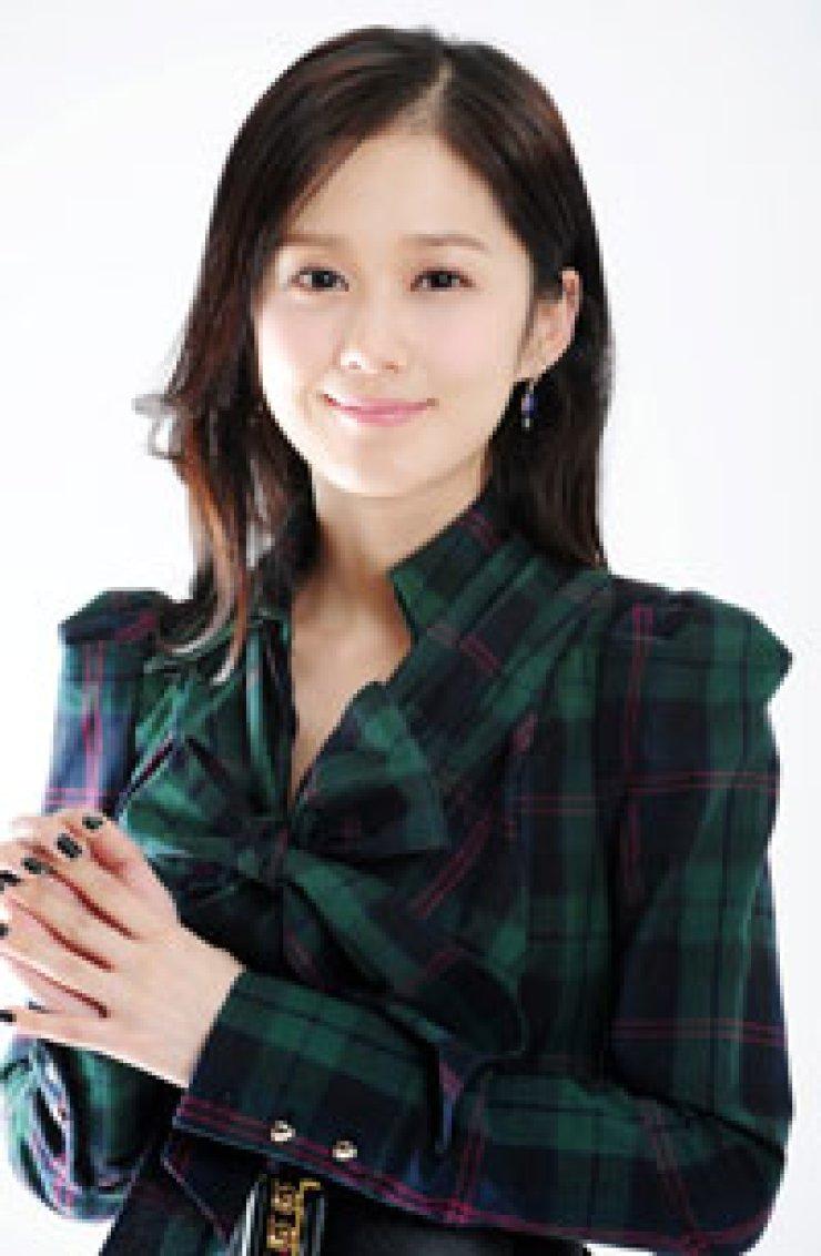 Actress Jang Na-ra