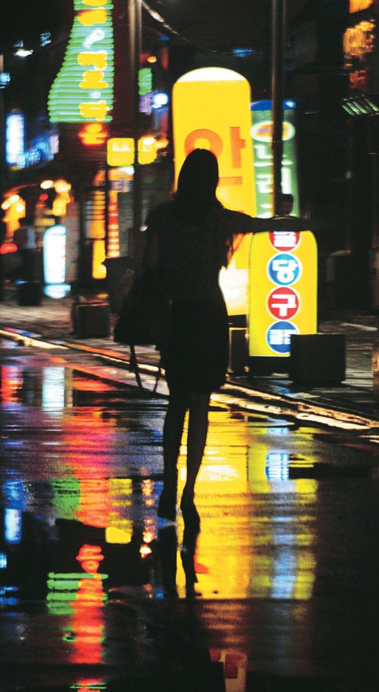 Sluts in South Korea