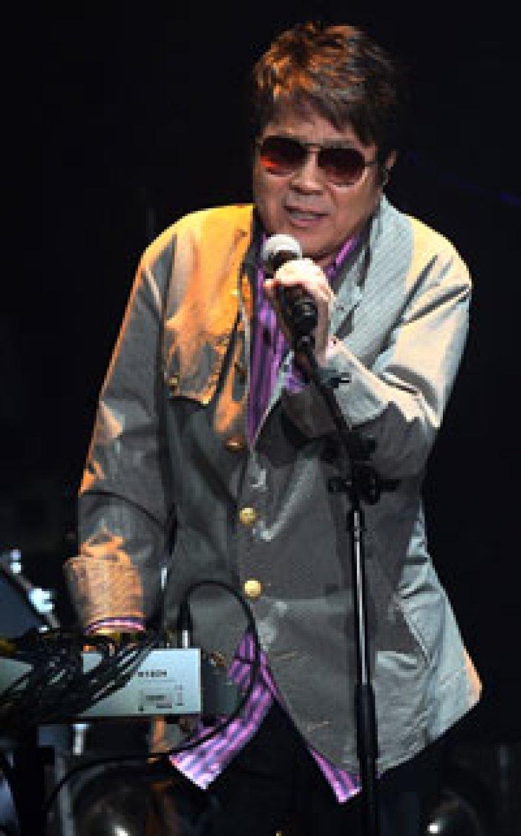 Cho Yong-pilPsy