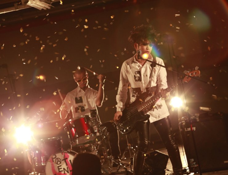 The Patients, a Korean indie band, will perform in Taiwan from Sept. 10-13.