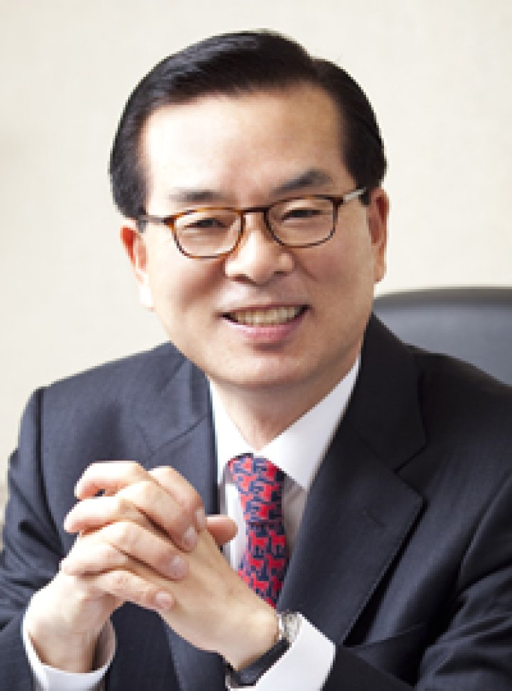 Green Cross Corp. President Cho Soon-tae