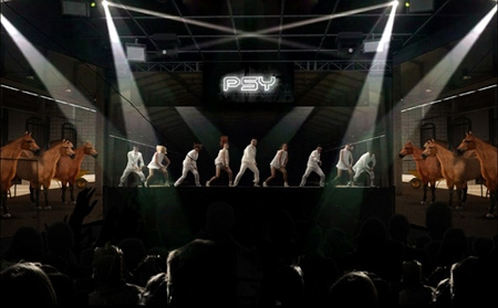 Girls' Generation's holographic concerts will be shown at V-Theater which will open as a tourist destination for K-pop fans from overseas in Seoul. / Korea Times file