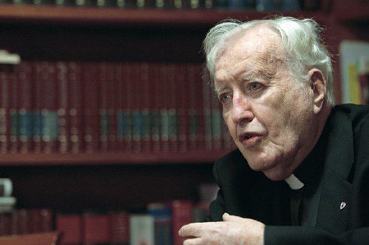 Fr. Patrick James McGlinchey, founder of St. Isidore Farm / Courtesy of Joon Choi