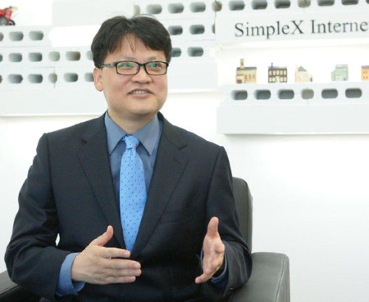 Lee Jae-seok                                                                 / Courtesy of SimpleX Internet