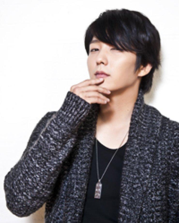 Actor Lee Jun-gi