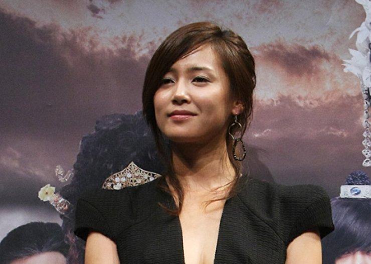 Actress Nam Sang-mi