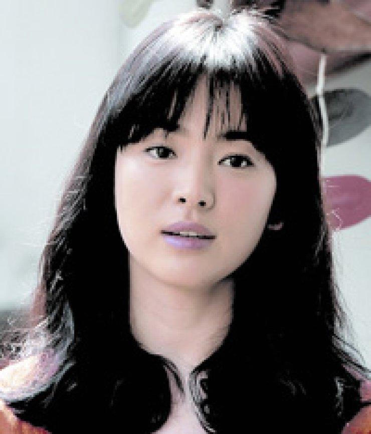 Song Hye-kyo Kang Dong-won