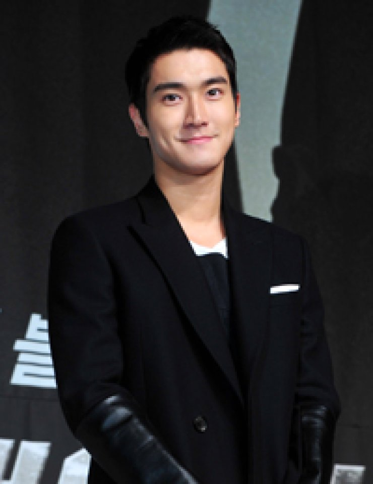Choi Si-won of Super Junior