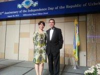 Uzbek Independence Day