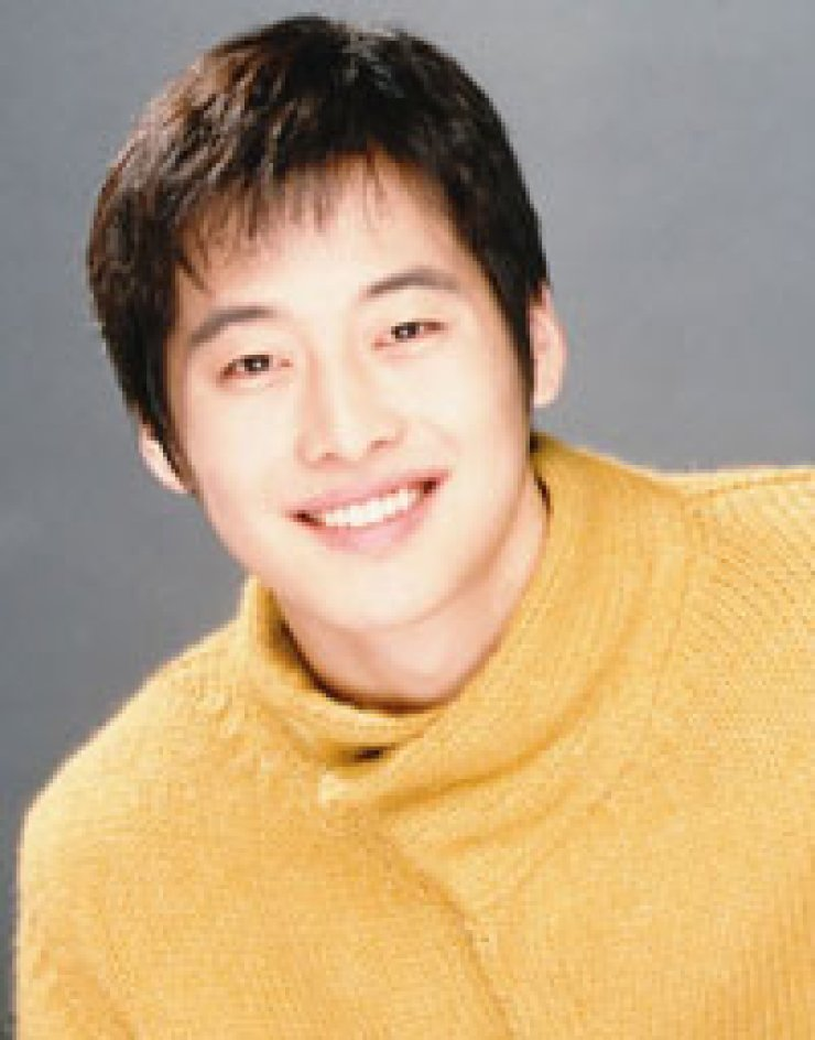 Actor Kim Jae-won